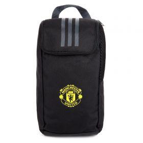 Manchester United Shoe Bag - Black