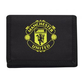 Manchester United Wallet - Black