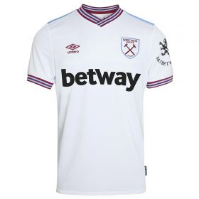 West Ham United Away Shirt 2019-20