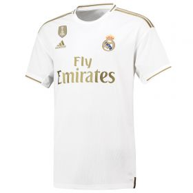 Real Madrid Home Shirt 2019-20 with Vallejo 3 printing