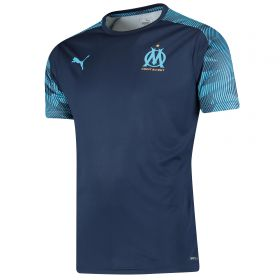 Olympique de Marseille Training Jersey - Dark Blue