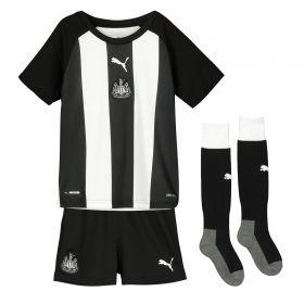 Newcastle United Home Mini Kit 2019-20