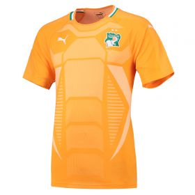Ivory Coast Home Shirt 2018