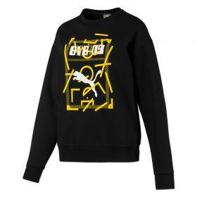 BVB DNA Sweatshirt - Black - Womens