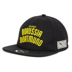 BVB Urban Varsity Downtown Cap - Black