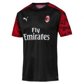 AC Milan Training Jersey - Black