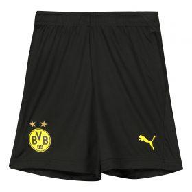 BVB Training Shorts - Black - Kids