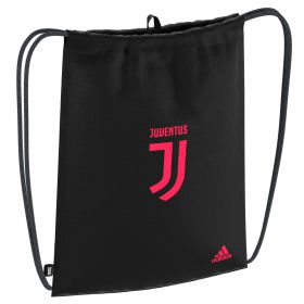 Juventus Gym Bag - Black
