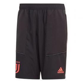 Juventus Woven Short - Black