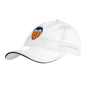 Valencia CF Training Cap - White
