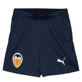Valencia CF Training Short - Dark Blue - Kids