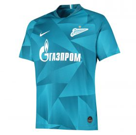 Zenit St. Petersburg Home Stadium Shirt 2019-20