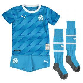 Olympique de Marseille Away Mini Kit 2019-20