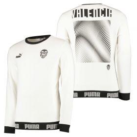 Valencia CF Culture Sweatshirt - White