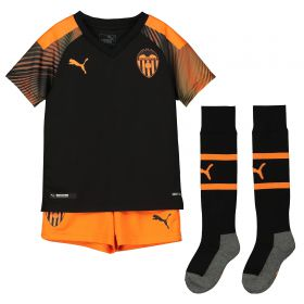Valencia CF Away Mini Kit 2019-20