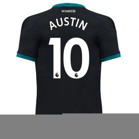 Southampton Away Shirt 2017-18 - Kids with Austin 10 printing