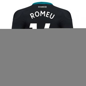 Southampton Away Shirt 2017-18 - Kids with Romeu 14 printing