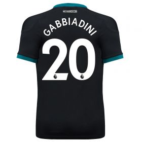 Southampton Away Shirt 2017-18 - Kids with Gabbiadini 20 printing