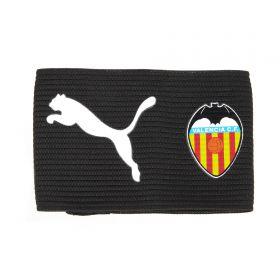 Valencia CF Captain Armband - Black