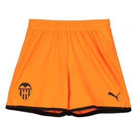 Valencia CF Away Shorts 2019-20 - Kids