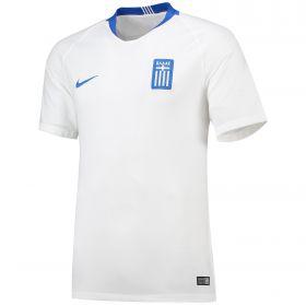 Greece Home Stadium Shirt 2018