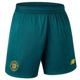Celtic Away Shorts 2019-20 - Kids