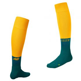 Celtic Away Socks 2019-20 - Kids