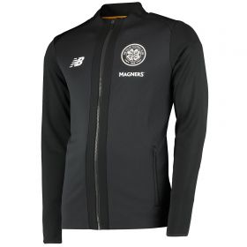 Celtic Game Jacket - Grey