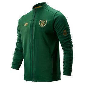 Republic of Ireland Game Jacket - Green