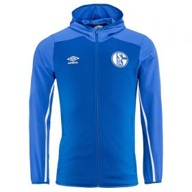 Schalke 04 Presentation Jacket - Mens
