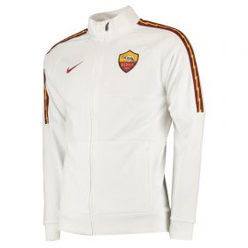 AS Roma I96 Track Jacket - White