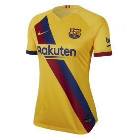 Barcelona Away Stadium Shirt 2019-20 - Womens