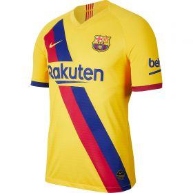 Barcelona Away Vapor Match Shirt 2019-20