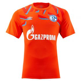 Schalke 04 Home Goalkeeper Shirt 2019-20 - Youth
