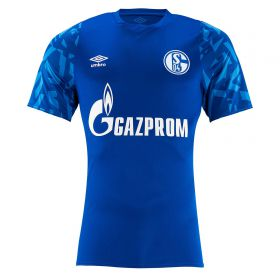 Schalke 04 Home Shirt 2019-20 - Youth
