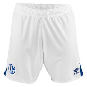 Schalke 04 Home Short - Youth