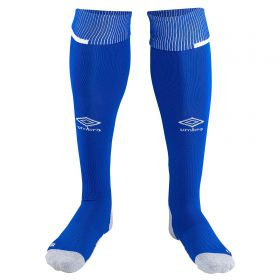 Schalke 04 Home Sock - Youth