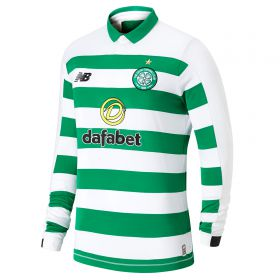 Celtic Home Shirt 2019-20 - Long Sleeve