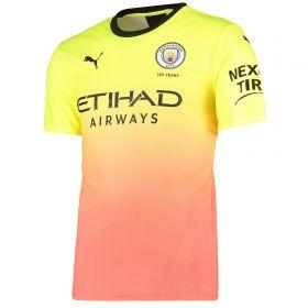 Manchester City Authentic Third Shirt 2019-20