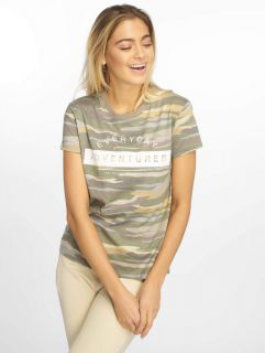 Just Rhyse / T-Shirt Carangas in camouflage