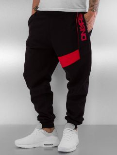 Dangerous DNGRS / Sweat Pant New Pockets in black