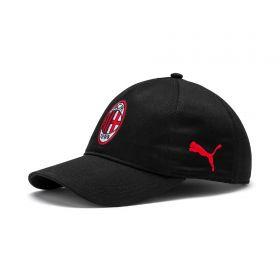 AC Milan Training Cap - Black
