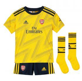Arsenal Away Mini Kit 2019-20
