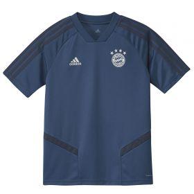 FC Bayern Training Jersey - Navy - Kids