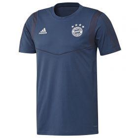 FC Bayern Training Tee - Navy