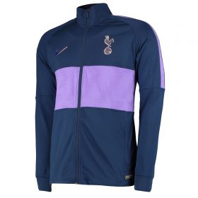 Tottenham Hotspur Strike Training Track Jacket - Blue