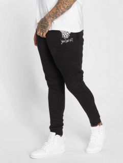 Who Shot Ya? / Sweat Pant Dubbo in black