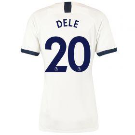 Tottenham Hotspur Home Stadium Shirt 2019-20 - Womens with Dele 20 printing