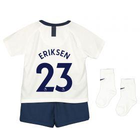 Tottenham Hotspur Home Stadium Kit 2019-20 - Infants with Eriksen 23 printing