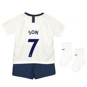 Tottenham Hotspur Home Stadium Kit 2019-20 - Infants with Son 7 printing